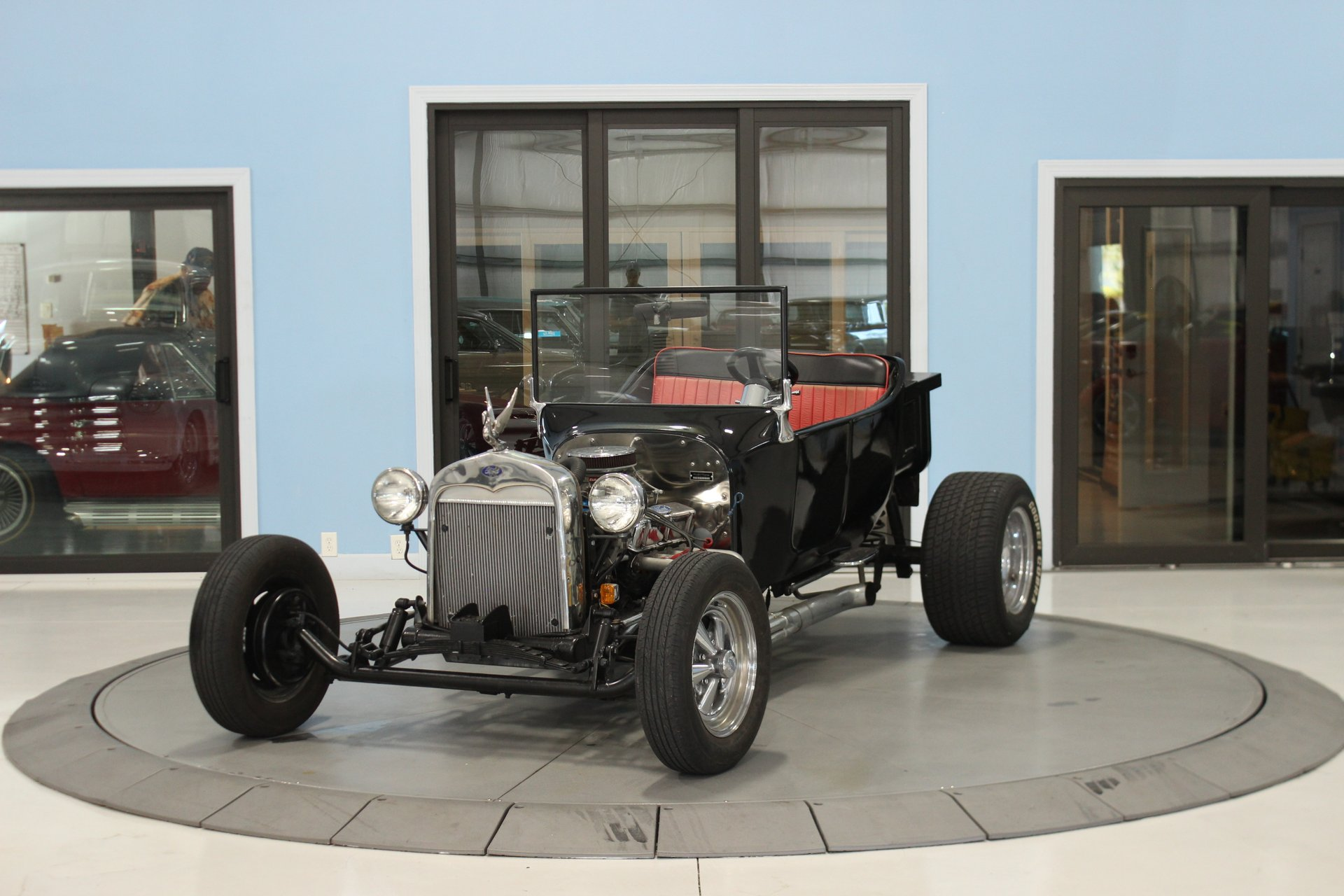 1928 ford t bucket