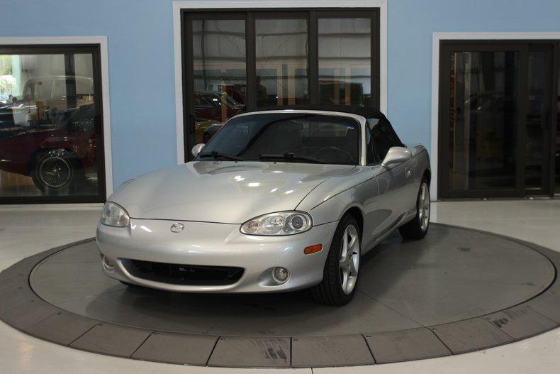 2003 Mazda MX-5 Miata For Sale