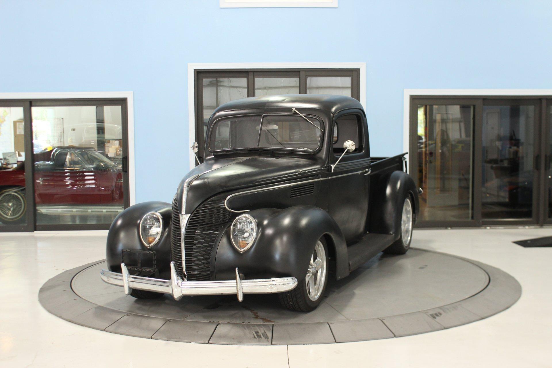 1938 ford 3 window pick up rat rod