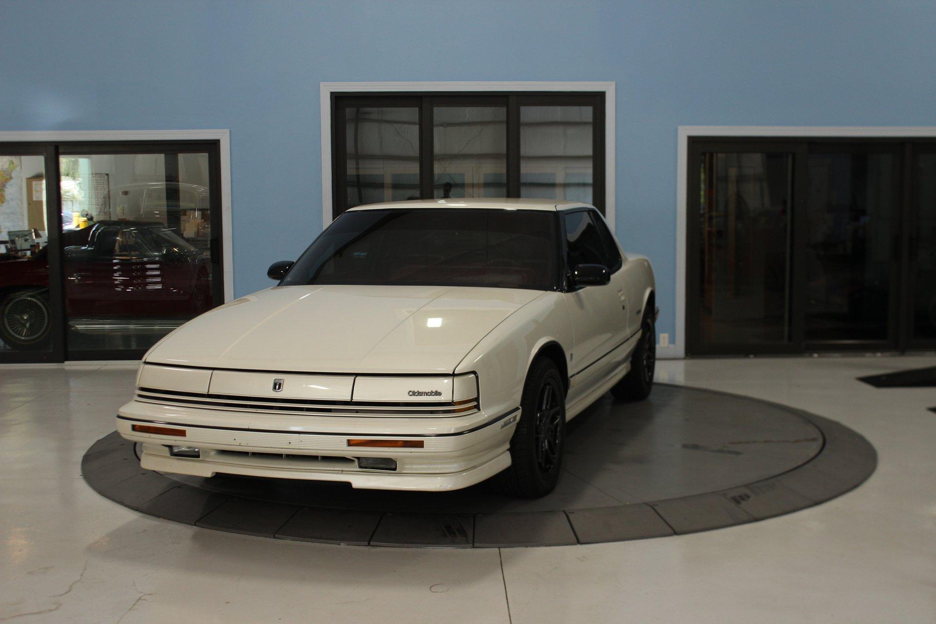 1992 oldsmobile trofeo