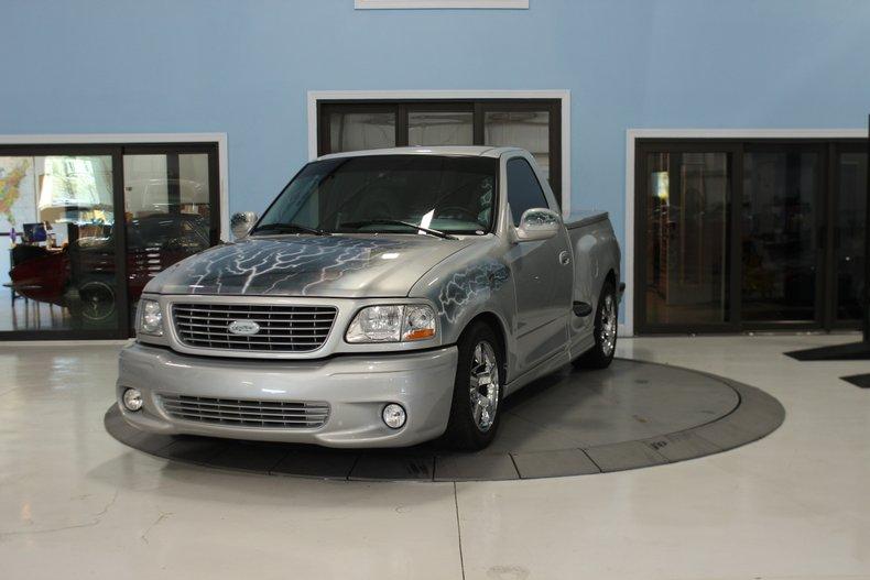 2002 Ford Lightning For Sale