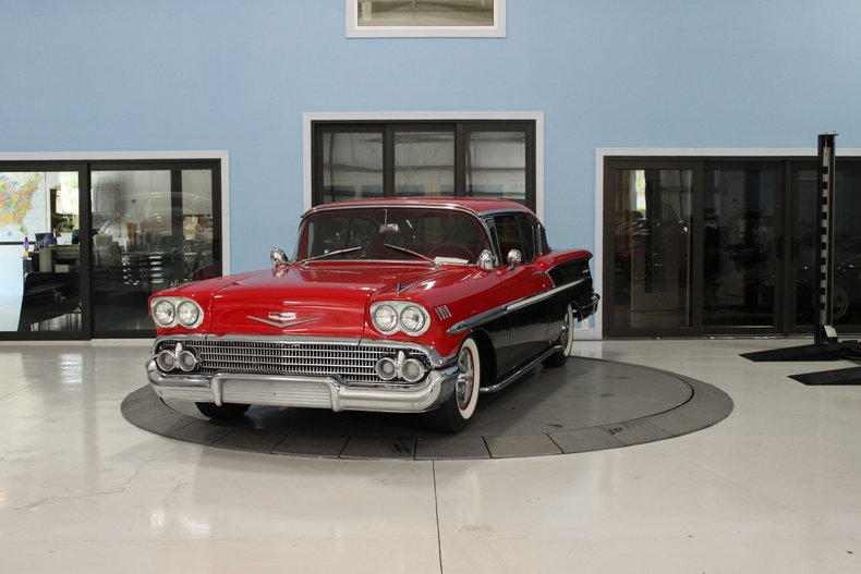 1958 Chevrolet Bel Air For Sale