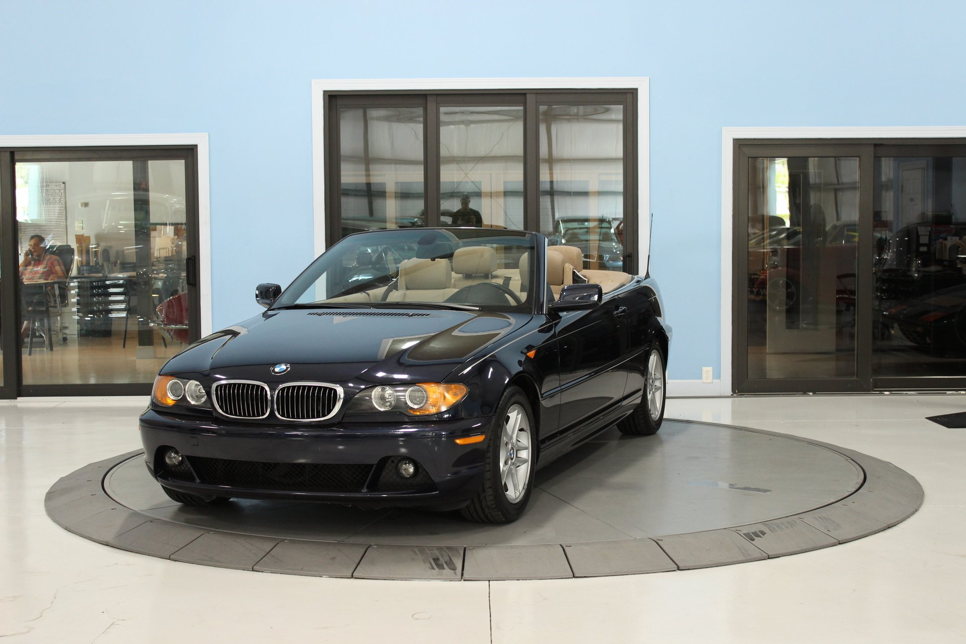2004 bmw 3 series 325ci 2dr convertible