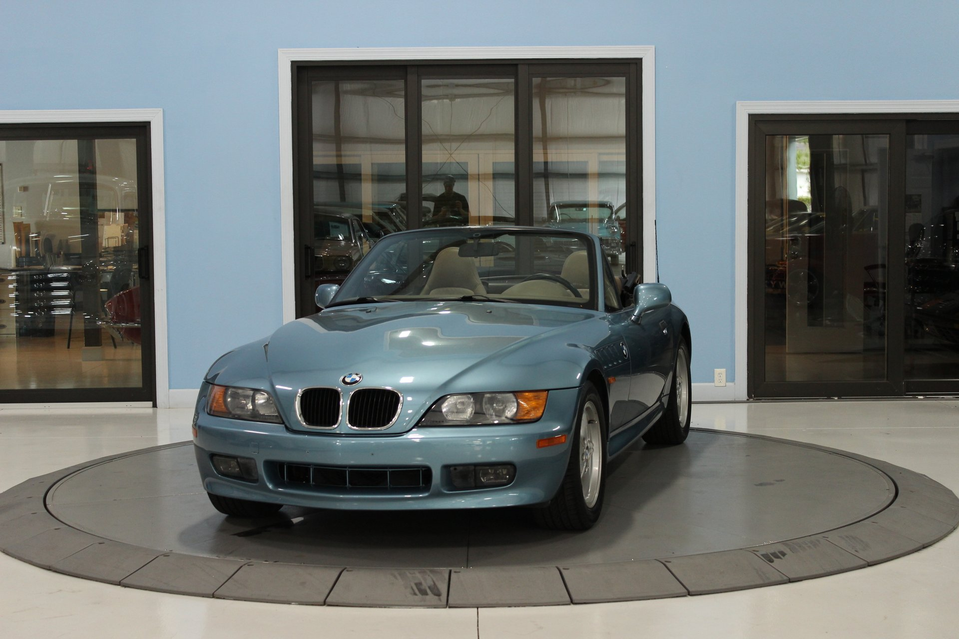 1997 bmw 3 series z3 2dr roadster 1 9l