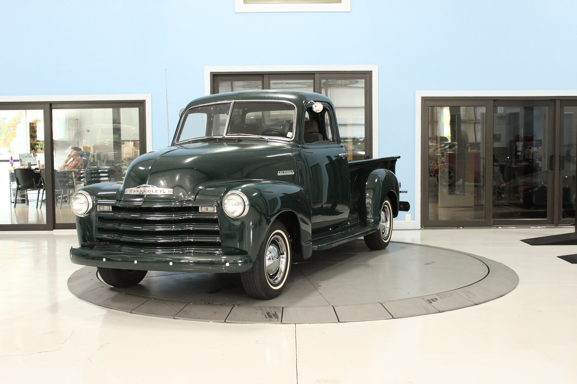 1949 chevrolet 5 window pickup