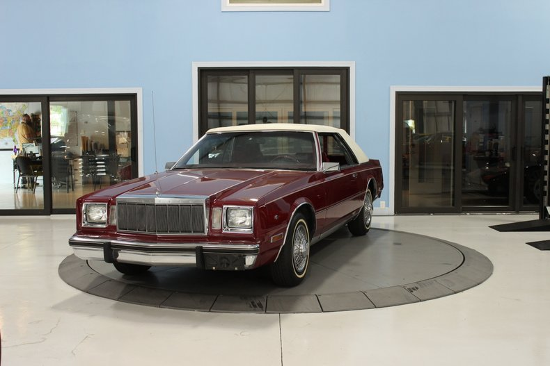1983 Chrysler Cordoba For Sale