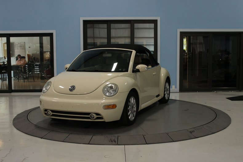 2004 Volkswagen New Beetle Convertible For Sale