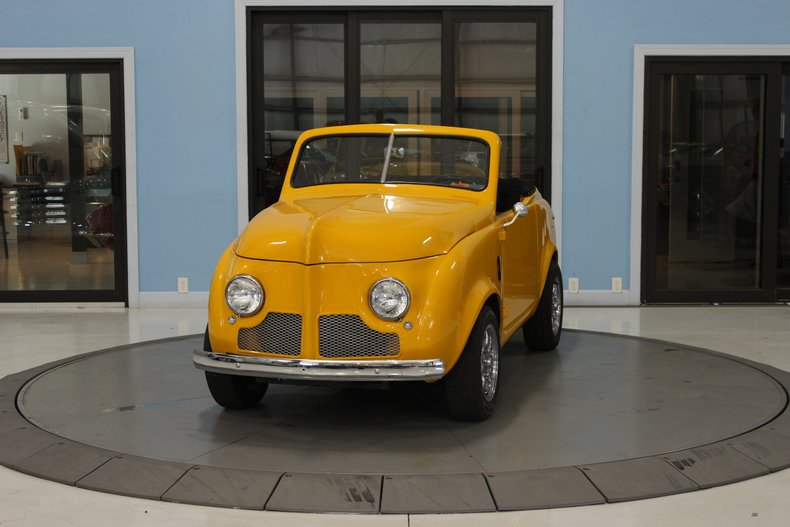 1948 Crosley Convertible