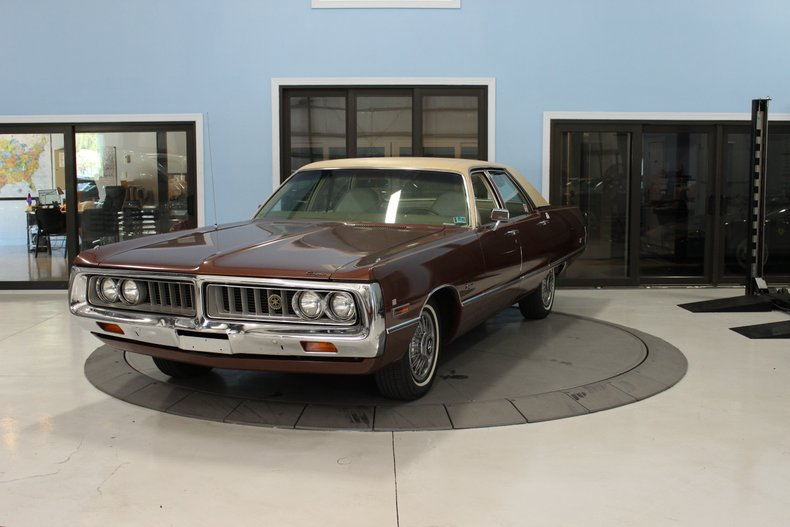 1972 Chrysler Newport Royal