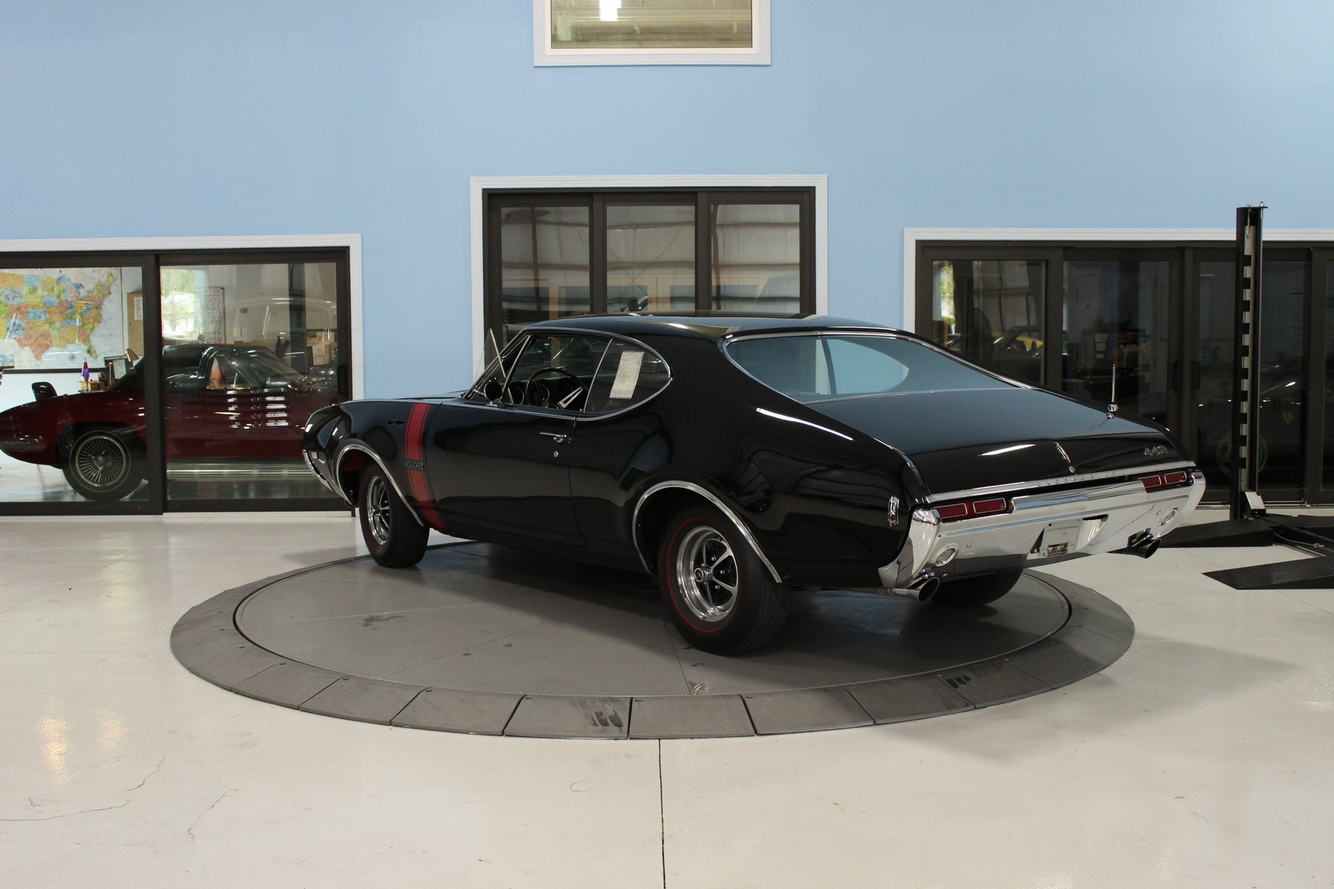 1968 Oldsmobile 442 W 30 for sale #167961 | Motorious