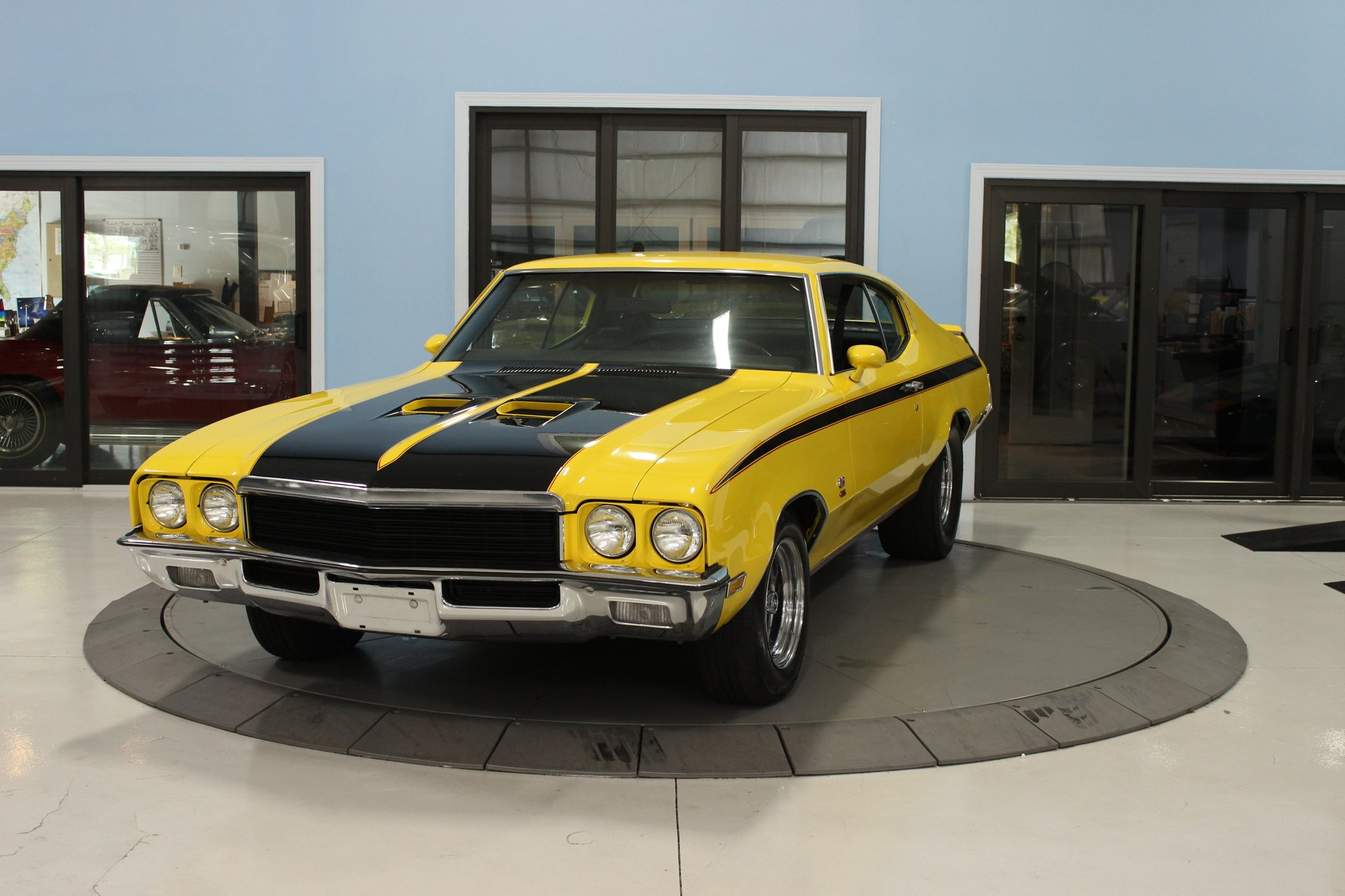 1972 buick gs tribute