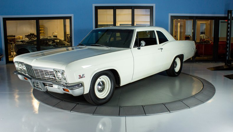 1966 Chevrolet 427 Biscayne Tribute