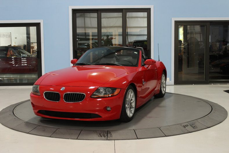 2003 BMW Z4-Roadster For Sale