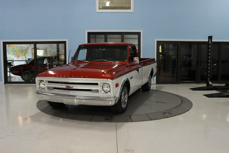 1968 Chevrolet C/K 10 Series For Sale