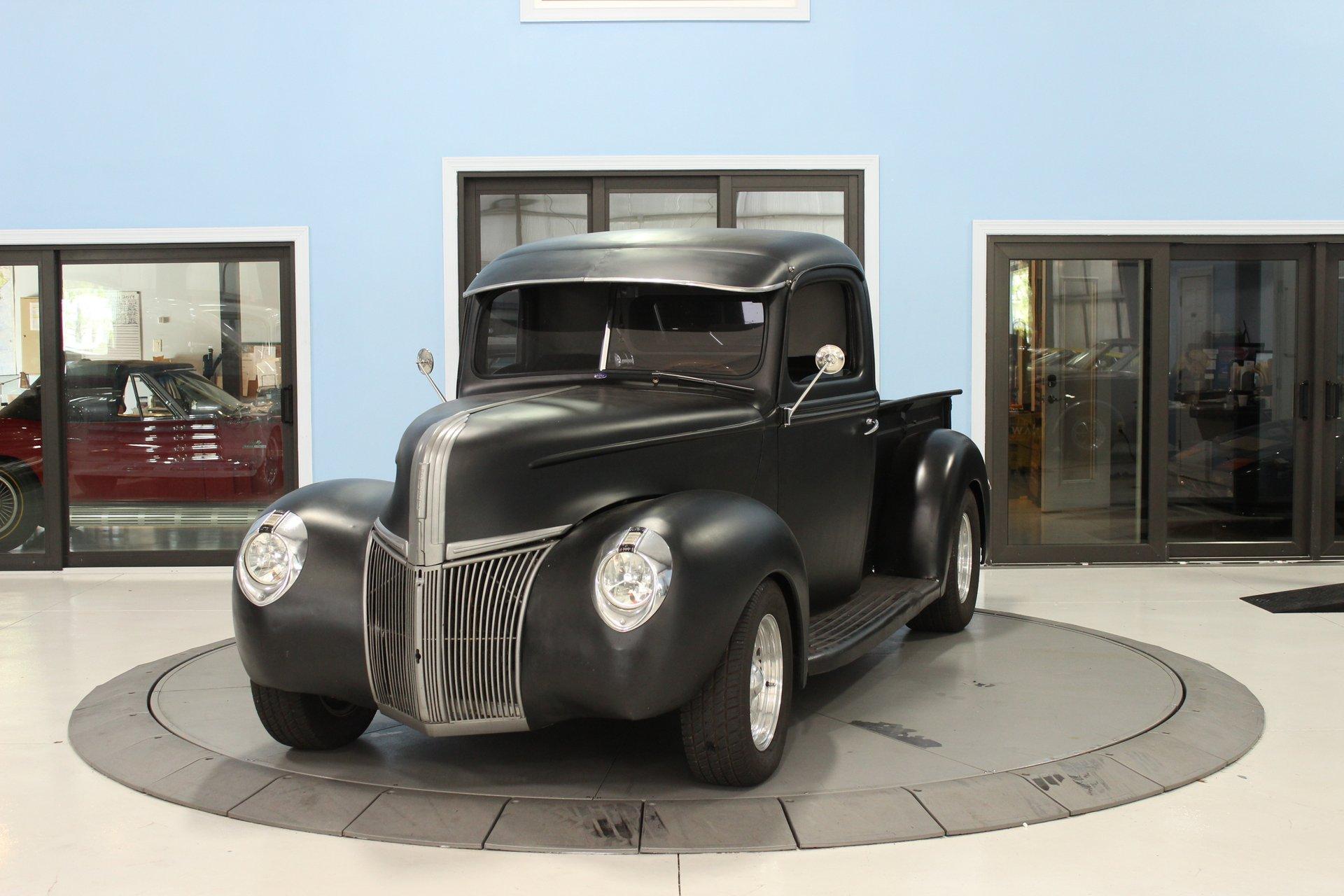 1940 ford 3 window