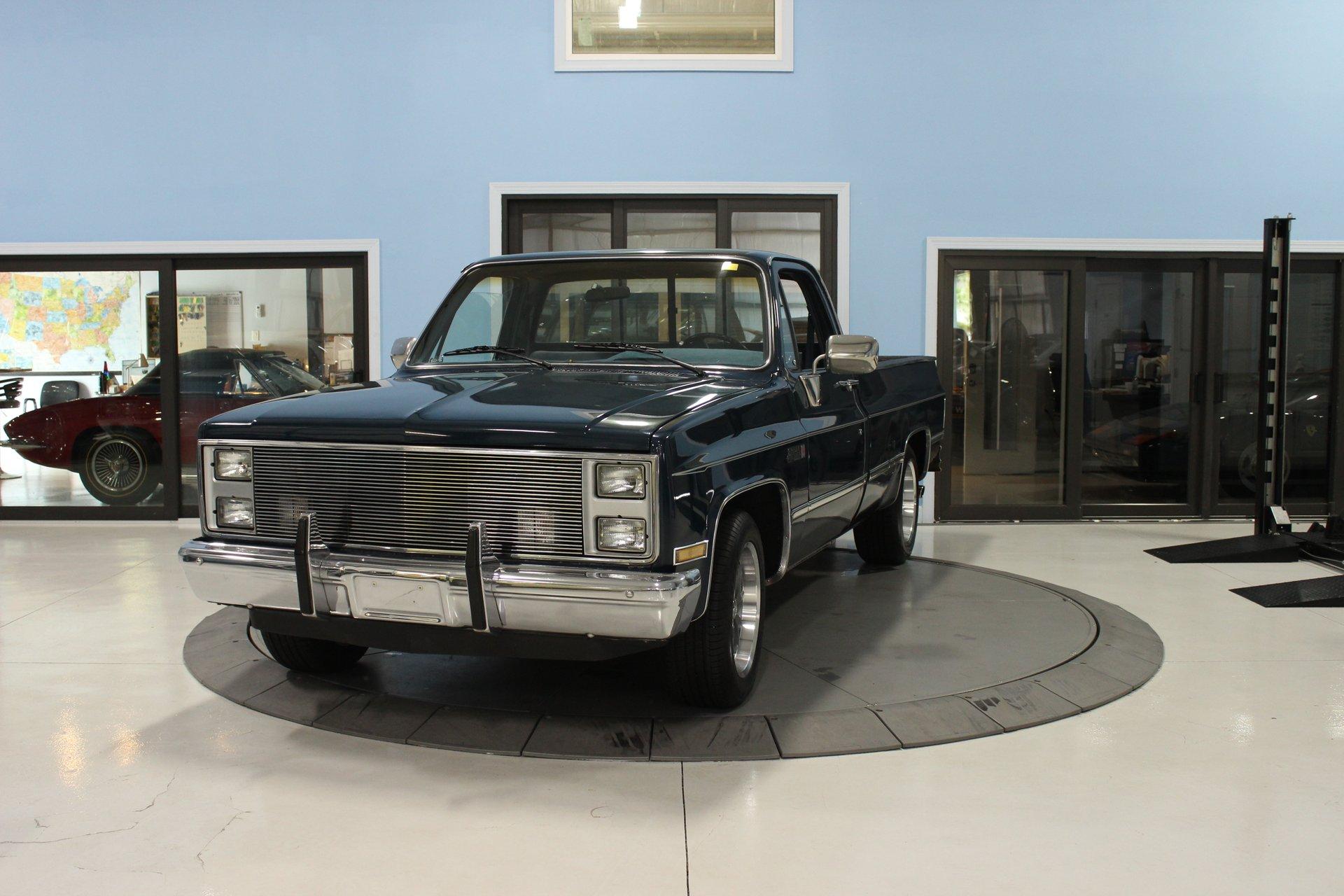 1985 gmc sierra classic