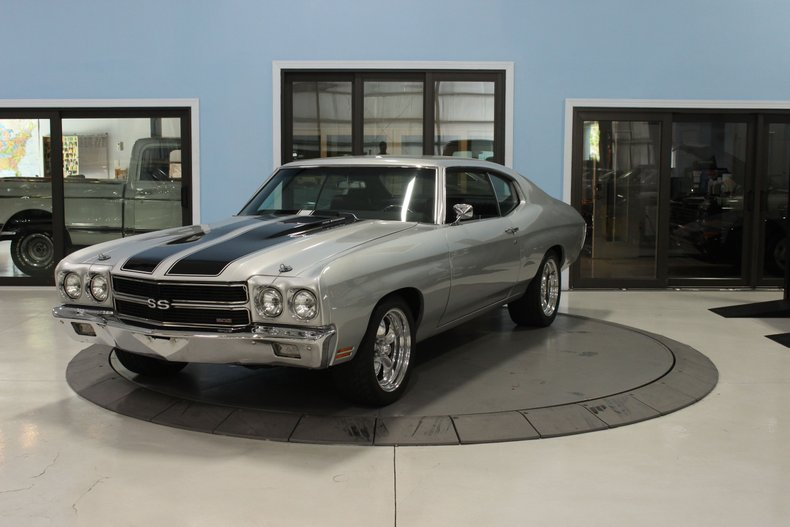 1972 Chevrolet Chevelle SS Tribute For Sale