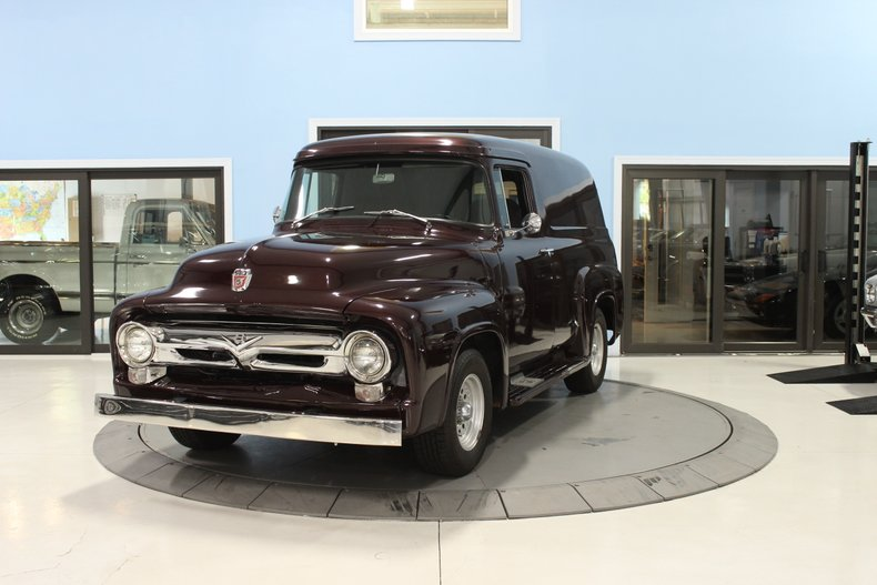 1956 Ford F 100 Panel Truck