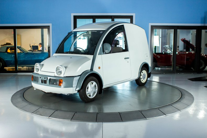 1989 Nissan S-Cargo For Sale