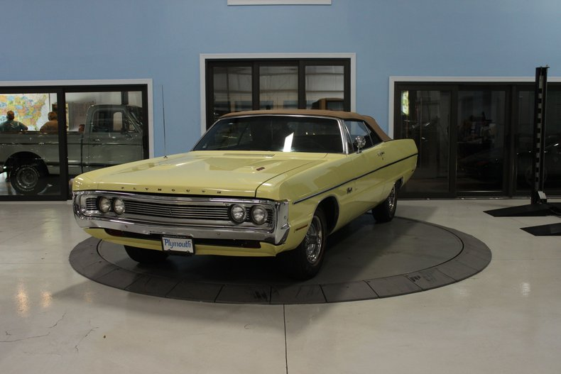 1970 Plymouth Fury For Sale