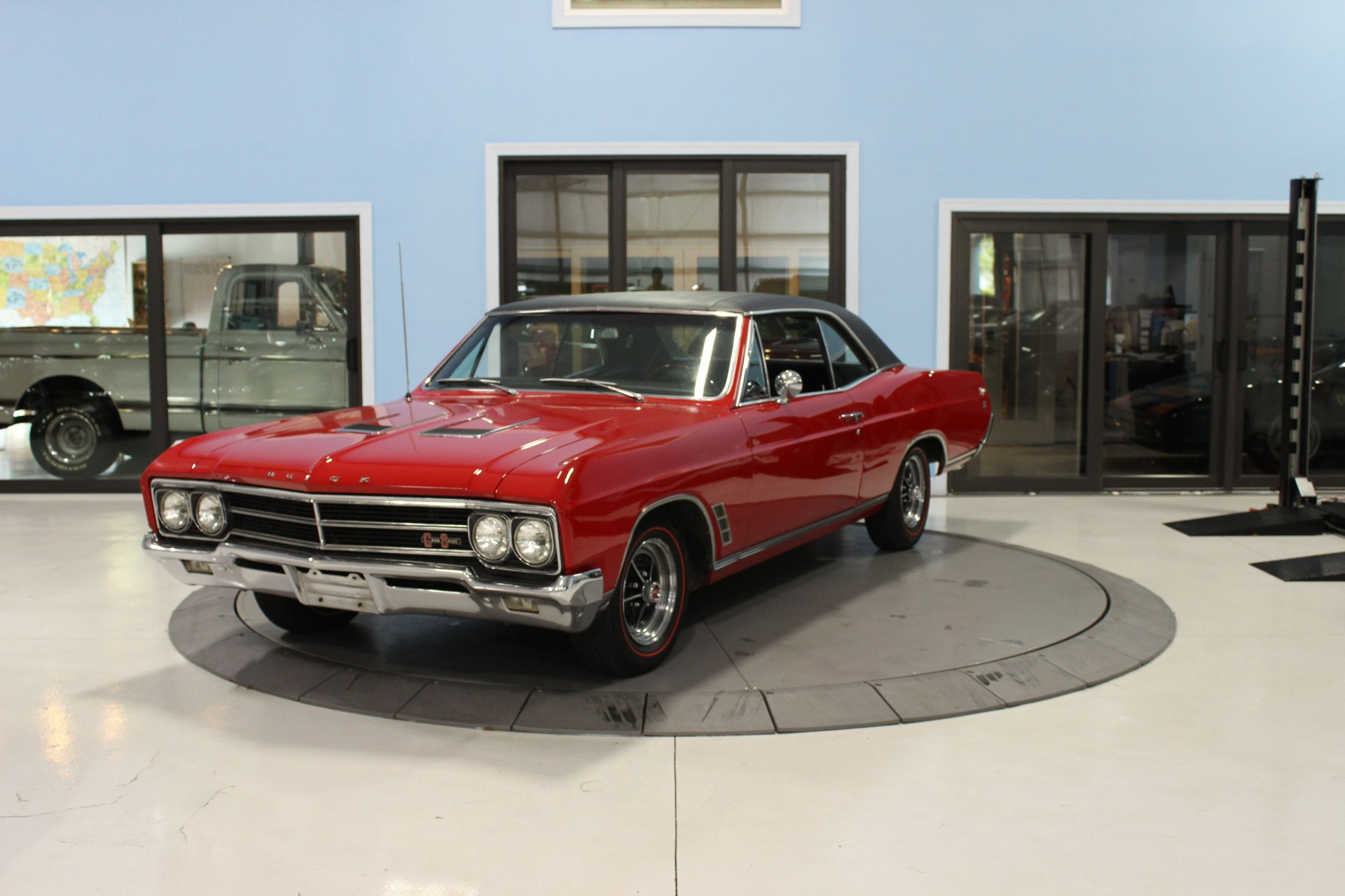 1966 buick gran sport