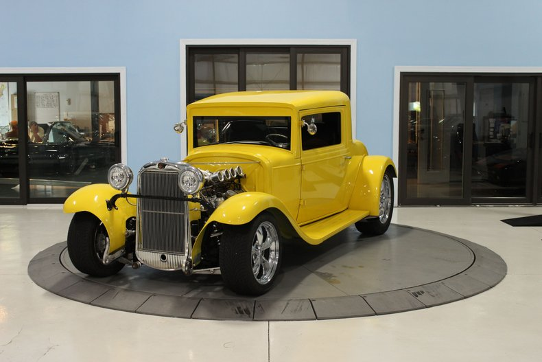 1930 Oldsmobile 3 Window Resto Mod For Sale