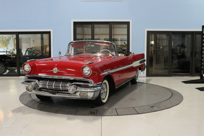 1957 Pontiac Star Chief Convertible