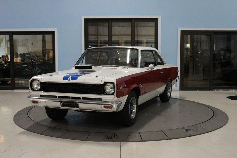 1969 AMC SC/Hurst Rambler