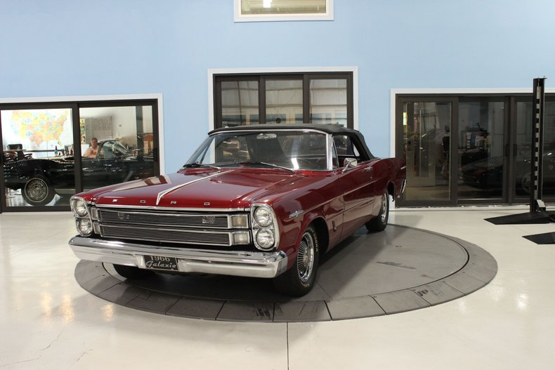 1966 Ford Galaxie 500 XL Convertable