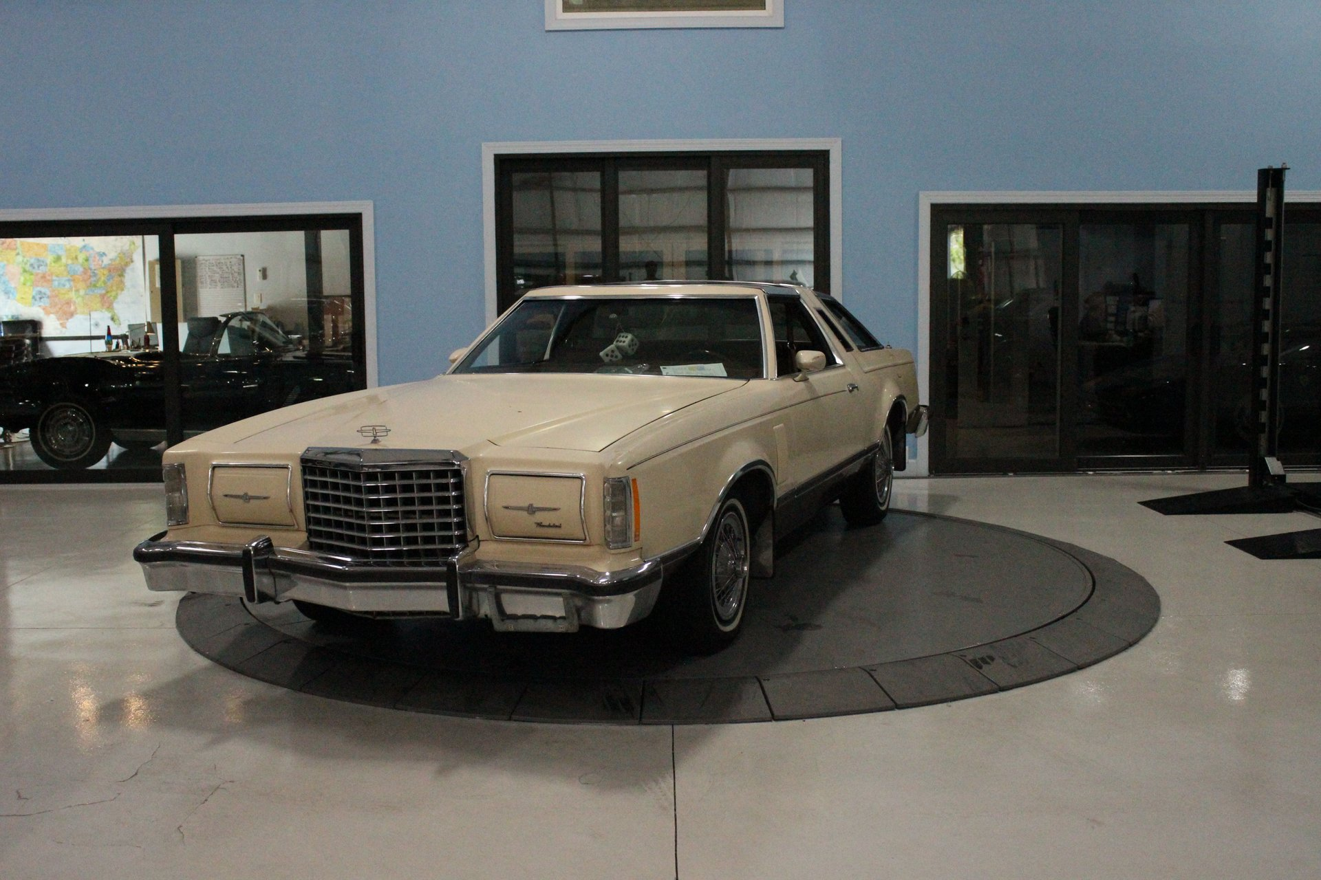 1978 ford thunderbird factory t tops