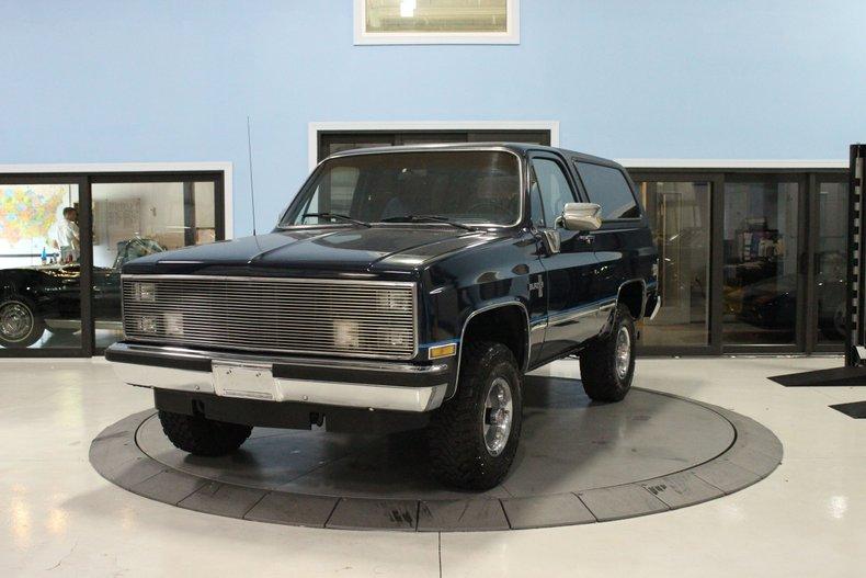 1988 Chevrolet K-5 Blazer