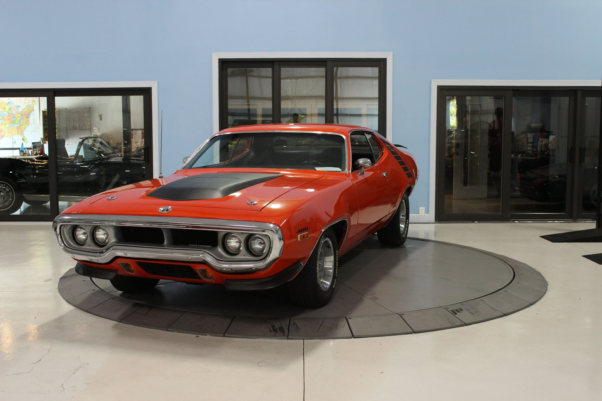 1972 plymouth road runner tribute