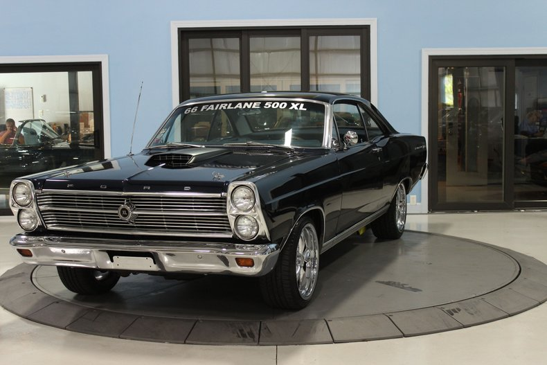 1966 Ford Fairlane 500 XL
