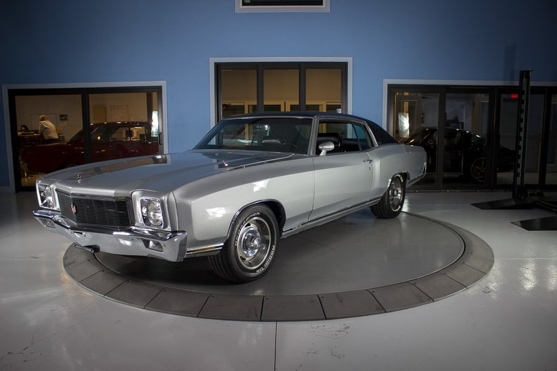 1971 Chevrolet Monte Carlo SS For Sale