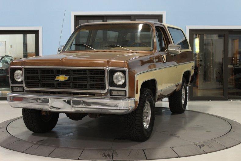 1979 Chevrolet Cheyenne K-5