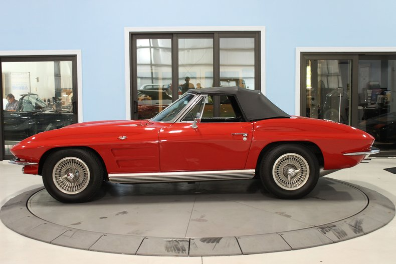 1964 Chevrolet Corvette Convertible 2