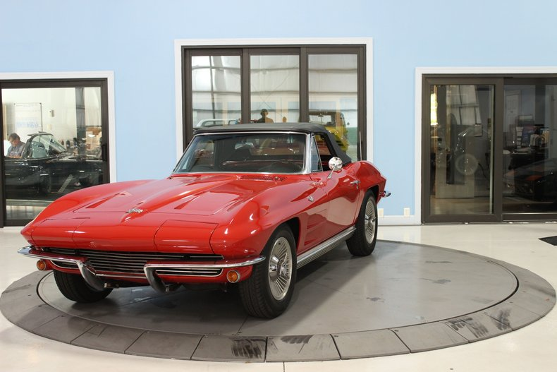 1964 Chevrolet Corvette Convertible 1