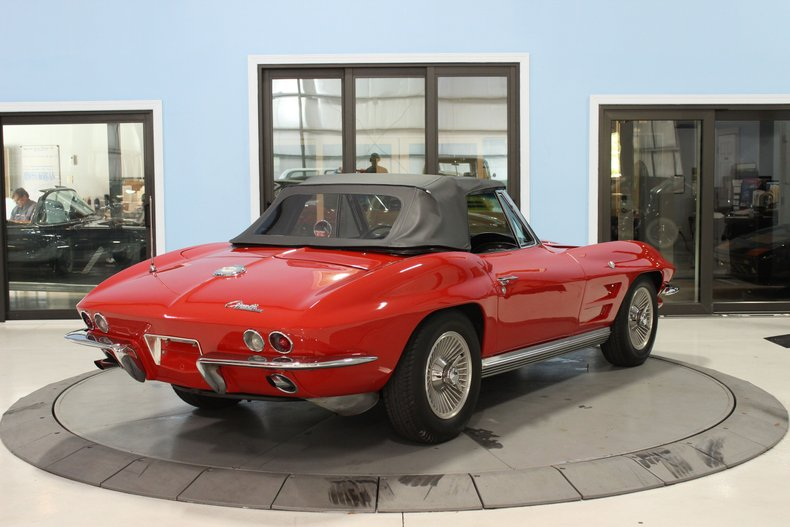 1964 Chevrolet Corvette Convertible 5