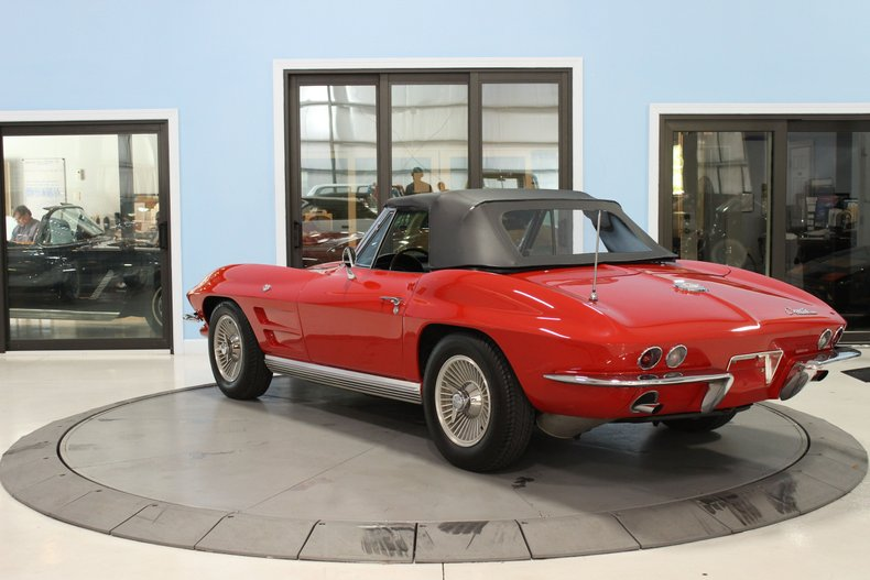 1964 Chevrolet Corvette Convertible 3