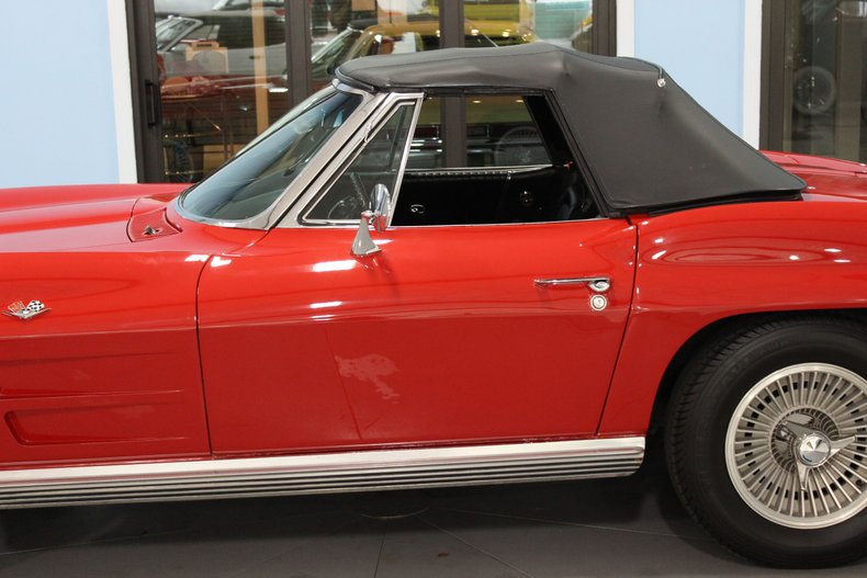 1964 Chevrolet Corvette Convertible 16