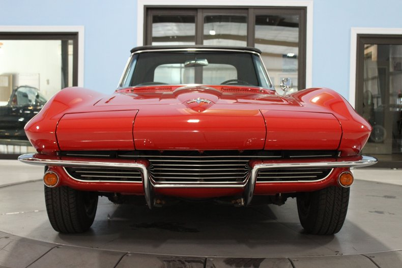 1964 Chevrolet Corvette Convertible 12