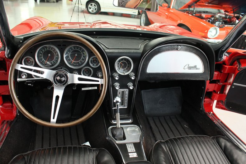 1964 Chevrolet Corvette Convertible 27