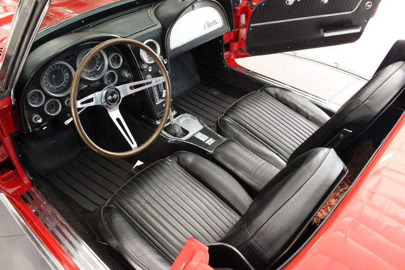 1964 Chevrolet Corvette Convertible 26