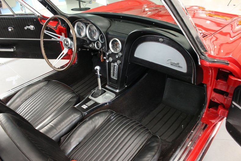 1964 Chevrolet Corvette Convertible 31