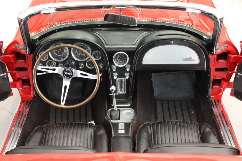 1964 Chevrolet Corvette Convertible 32