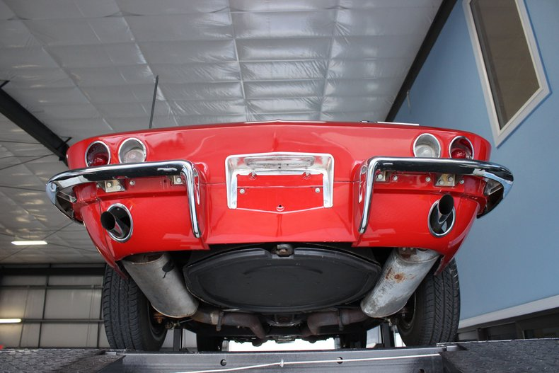 1964 Chevrolet Corvette Convertible 44