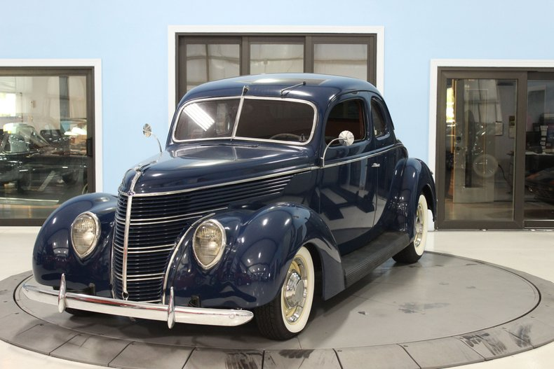 1938 Ford Business Coupe