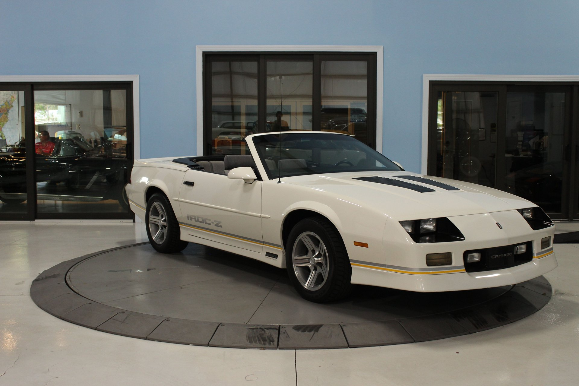 1990 chevrolet iroc z28 convertible classic cars used cars for sale in tampa fl 1990 chevrolet iroc z28 convertible