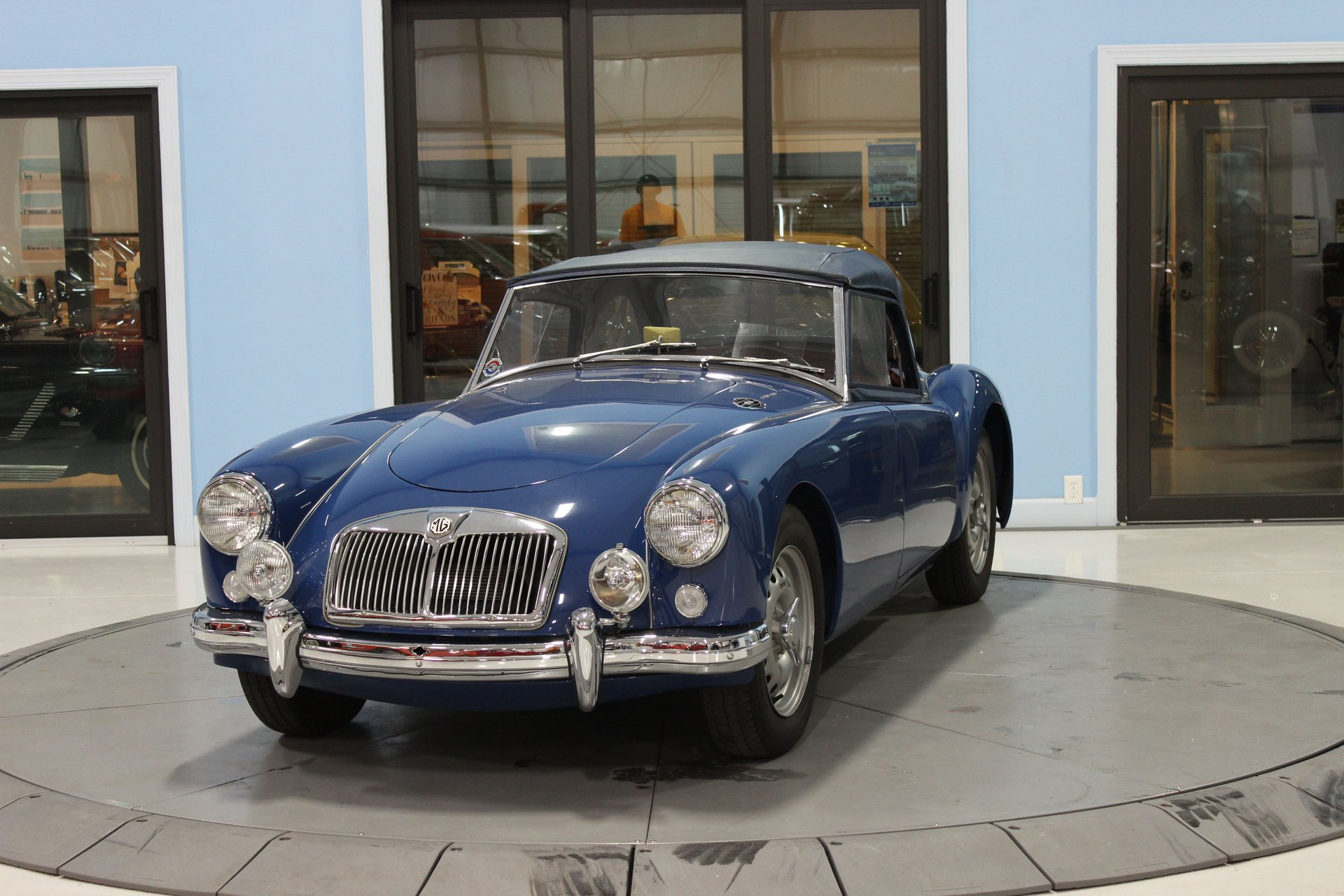 1959 mg andere
