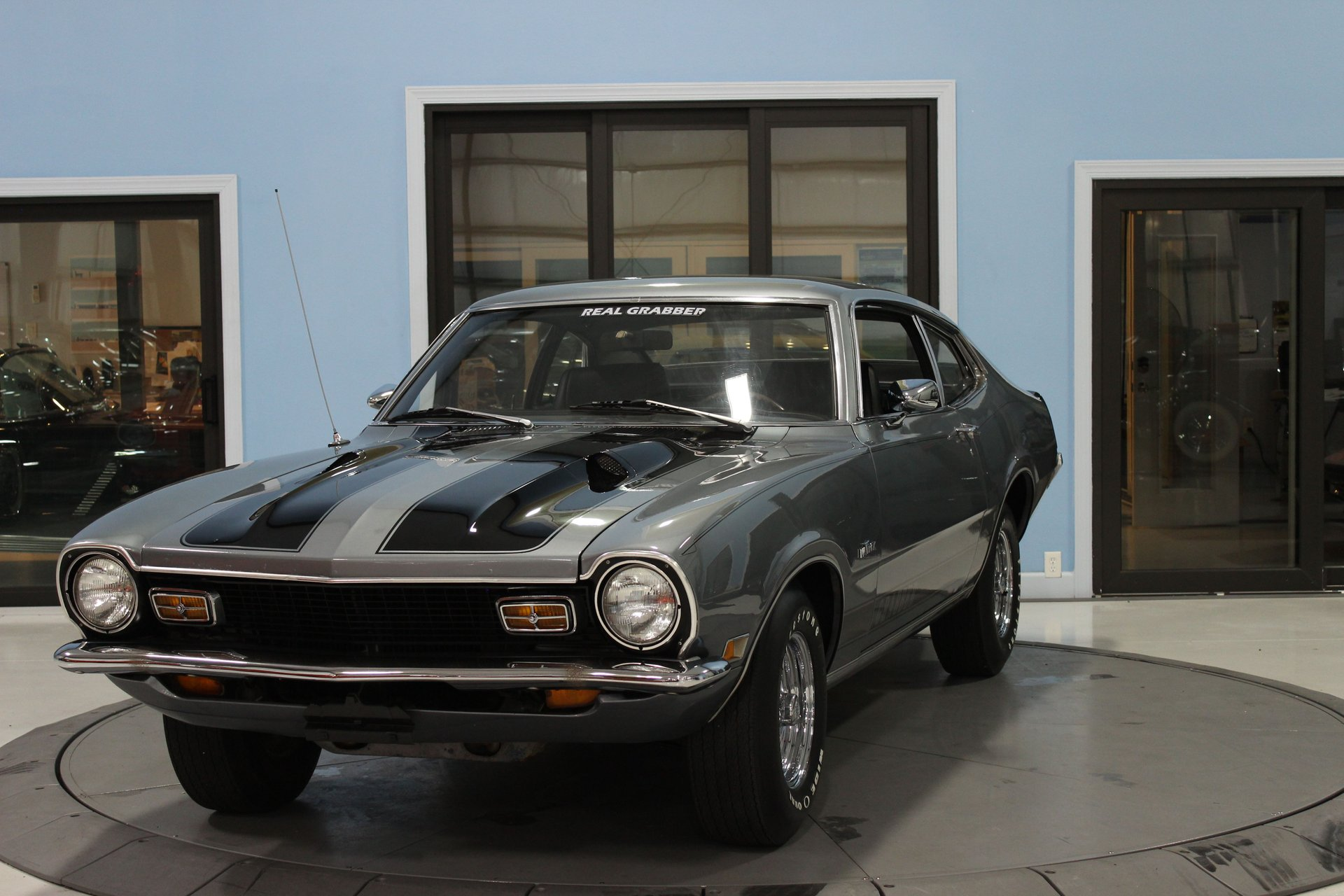 1971 ford maverick graber